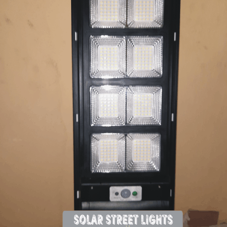 160 Watts LED Solar Lamps