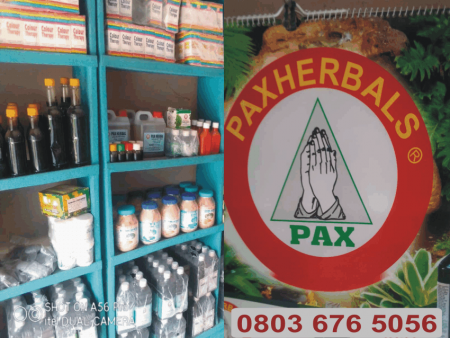 PAX Herbal Products