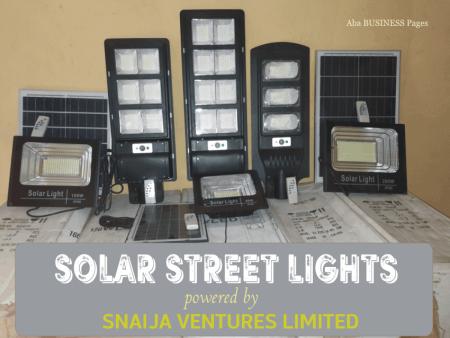 SNAIJA Ventures Limited