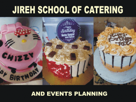 JIREH School of Catering