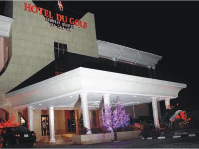 Hotel Du GOLF Aba