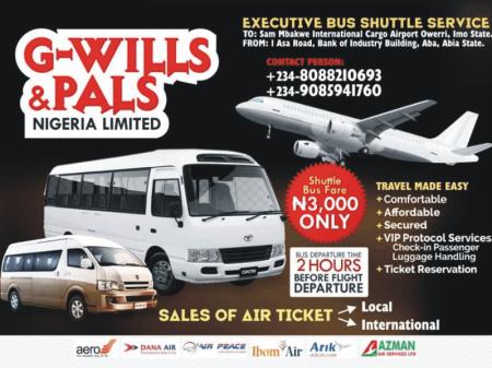 G-Wills & Pals Nigeria Limited