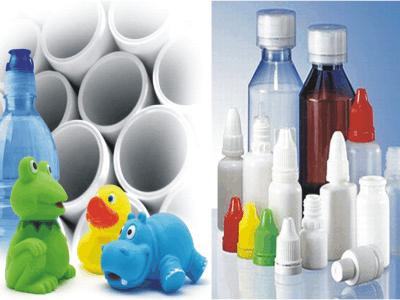 Plastic, PVC & Rubber