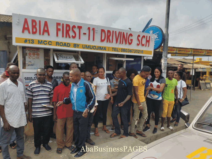 Abia FIRST 11 DRIVING School