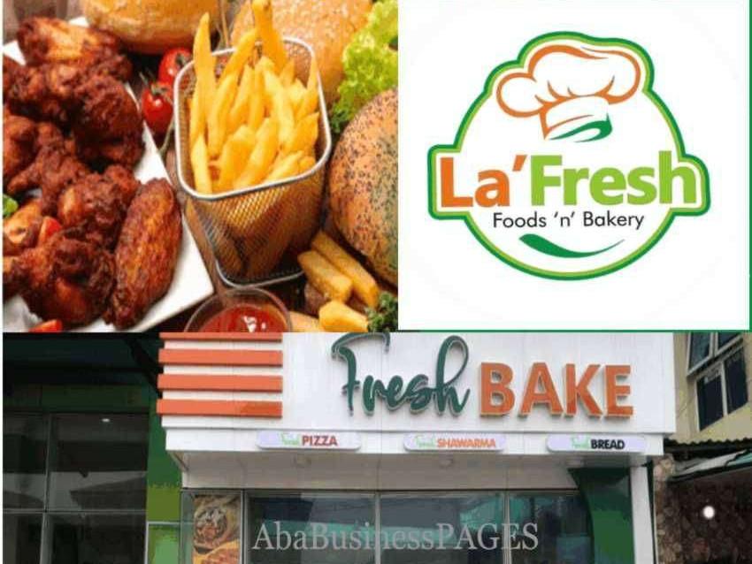 LA'FRESH Food & Bakery