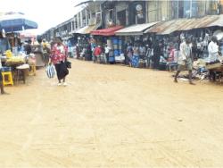 Eziukwu (Cemetery) Market