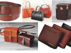 Bag, Box & Leather