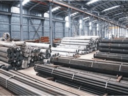Metal, Iron & Steel