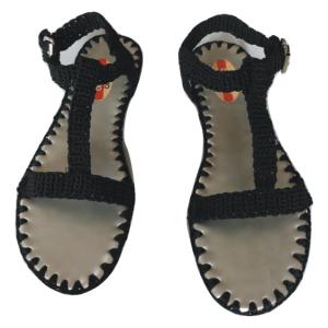 Ladies Smart Sandals Crochet